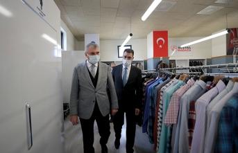 Büyükşehir'den ihtiyaç sahiplerine yönelik yeni hizmet: 'Sosyal Market'