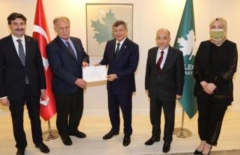 Gelecek Parti Sakarya'da Dört İlçe Başkanı Ataması Gerçekleşti
