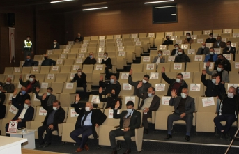 Hendek Meclisi 10 Maddeyi Karara Bağladı