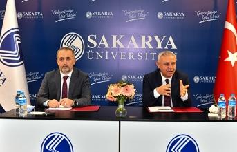 Sakarya Üniversitesi ile Koop-İş Anlaştı