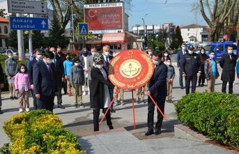 23 Nisan Tören'le Kutlandı