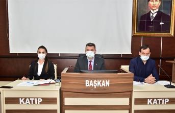 """""""Arsalara Ait m2 Birim Değer Takdir Komisyonu Toplandı"""""""