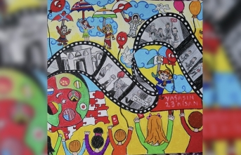 Sakarya BİLSEM Öğrencilerinden Resim Yarışmalarında 2 Türkiye Birinciliği