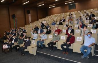 Hendek Meclisi 4 Gündem Maddesini Oyladı