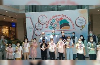 Akıl ve Zekâ Oyunları Turnuvası Ödülleri Verildi