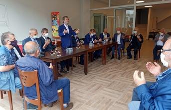 ASEM Yeni Haftaya Dualarla Başladı