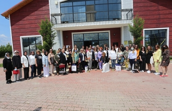 Sakarya Kadın Girişimciler Kurulu Doğu Marmara Bölgesi Kadın Girişimcileri Ağırladı