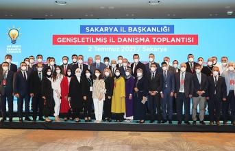 AK Parti dava, sevda, birlik ve beraberliktir