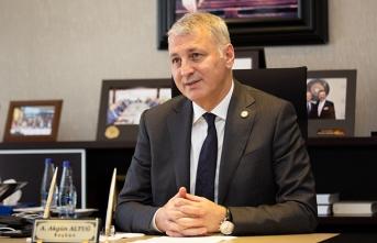 Başkan Altuğ'dan 24 Temmuz Basın Bayramı Kutlama Mesajı