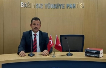 BTP İl Başkanı Sağlam'dan  Kurban bayramı mesajı