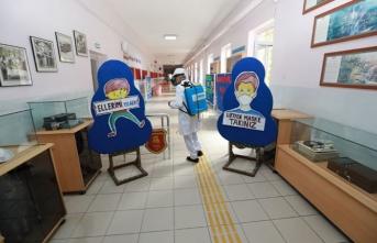 Atatürk İlkokulu'nda  2021 - 2022 Eğitim - Öğretim Yılı Heyecanı