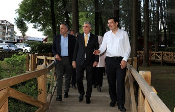 Ormanpark yenilenen haliyle beğeni topluyor
