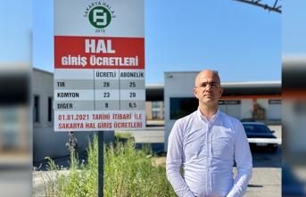 Serbes: Hal, daha girişte herkesten ücret isteyecek bir zihniyete teslim edilmemeliydi