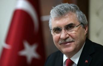 Başkan Yüce'den 'Gaziler Günü' mesajı