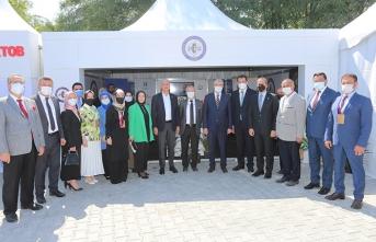 """""""Sakarya PSB Anatolia 2021 Fuarı'nda SATSO Standı'na yoğun ilgi"""