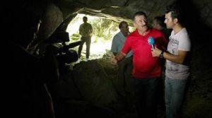 Arslanbey Mağarası Mavi Karadeniz Televizyonunda