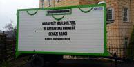 Karapelit'e yeni araç