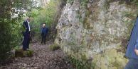 Karasu Kalesi Turizme Kazandırılıyor
