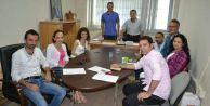 Karasu Kent Konseyi, Gençlik Komisyonu İlk Toplantısını Yaptı