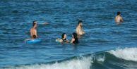 Karasu ve Kocaali'de Deniz Sezonu Açıldı