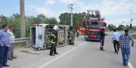 Karasu'da Trafik kazası: 3 Yaralı