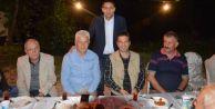 Kızılcık köy Halkının İftarı Karasulu İş adamından