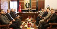 MÜSİAD Yönetimi, Sakarya Valiliği'ne Ziyarette bulundu