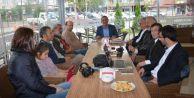 Orhan Kurtuluş, Ak Parti İlçe Başkanlığına Adaylığını Açıkladı