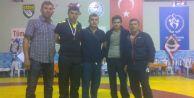 Osman Hazar Türkiye üçüncüsü