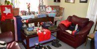 Şehittin Odasını Ziyaret Eden Belediye Başkanı Göz Yaşlarına Boğuldu