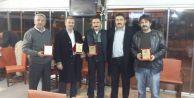 Türk Eğitim-Sen'den kutlama
