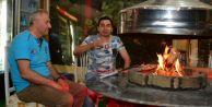 Türkücü Tarık Tüfekci'nin Közde Kahve Keyfi