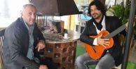 Ünlü Pop Sanatçısı Klip Çekimleri İçin Yenimahalle'de