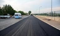 Erenlere sorunsuz altyapının ardından asfalt