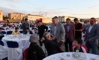 Kardeşlik sofraları Serdivan'da kuruldu