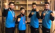 Karate takımı başarılara doymuyor