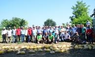 Sakarya'da Çiftçilere Tarla Günü Yapıldı
