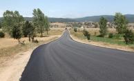 Pamukova'da 7 mahalle'ye 31 bin ton sıcak asfalt