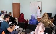 SAMEK'lerde yeni dönem 7 bin kursiyerle başladı