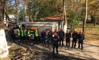 SASKİ ekiplerine doğal afet eğitimi