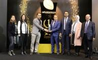 Büyükşehir'e sosyal belediyecilikte bir ödül daha