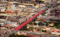 Yağmursuyu projesi için yol trafiğe kapanıyor