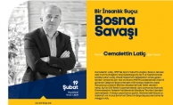 Bilge Kral'ın arkadaşı Latiç Bosna Savaşı'nı anlatacak