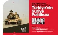 Türkiye'nin Suriye Politikası AKM'de konuşulacak