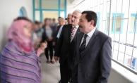 Vali Balkanlıoğlu Çeşitli Açılış ve Programlara Katıldı