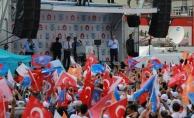 Cumhurbaşkanı Erdoğan Sakarya'da müjdeleri sıraladı