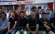 Toçoğlu Olgunlar Turnuvası'nın açılışına katıldı