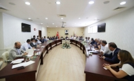 15 Temmuz Demokrasi ve Milli Birlik Günü Etkinlikleri Toplantısı Gerçekleştirildi