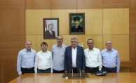 Başkan Toçoğlu Karasakal'a başarılar diledi
