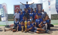Büyükşehir kano takımı Türkiye Şampiyonu